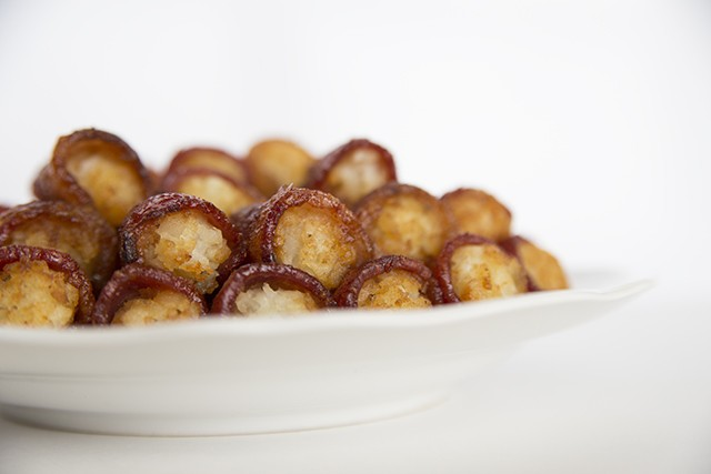 Sweet Bacon Tater Tots Recipe