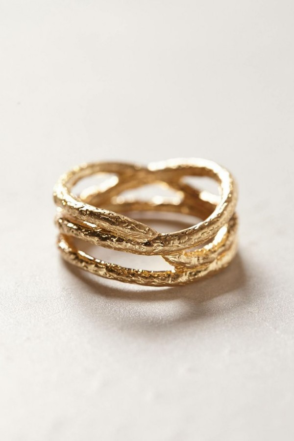 twig-branch-inspired-rings 2