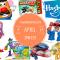 Spring Hasbro Toys