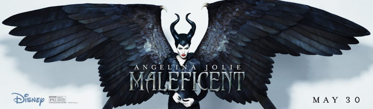 Maleficent Wing Poster
