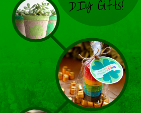 DIY St. Patrick's Day Gifts