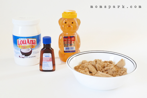 Pantry Raid Sugar Scrub Tutorial