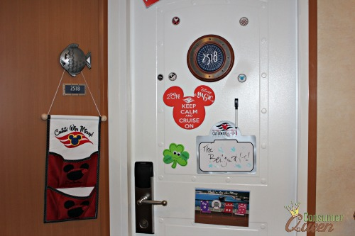 Disney Cruise Stateroom Magnets Decoration