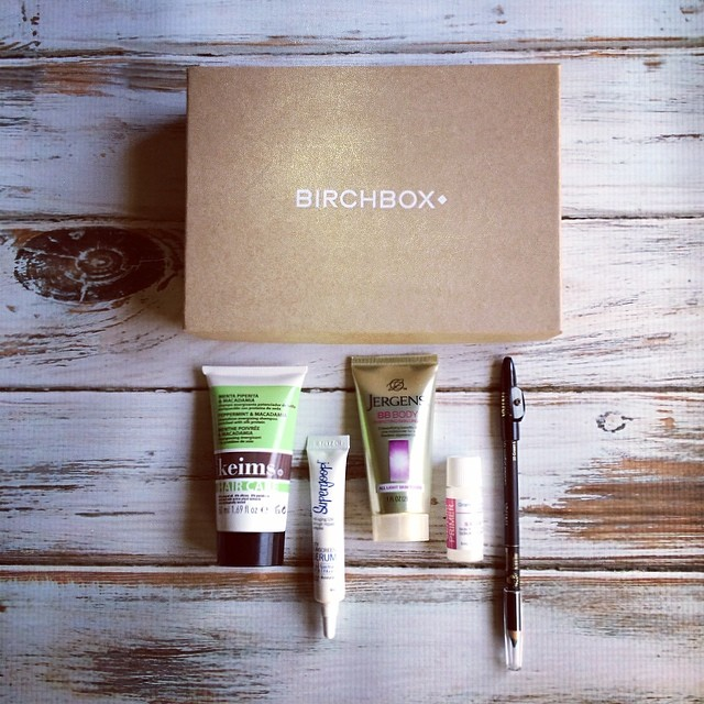 Beauty Box Clubs: Birchbox – March 2014 Review