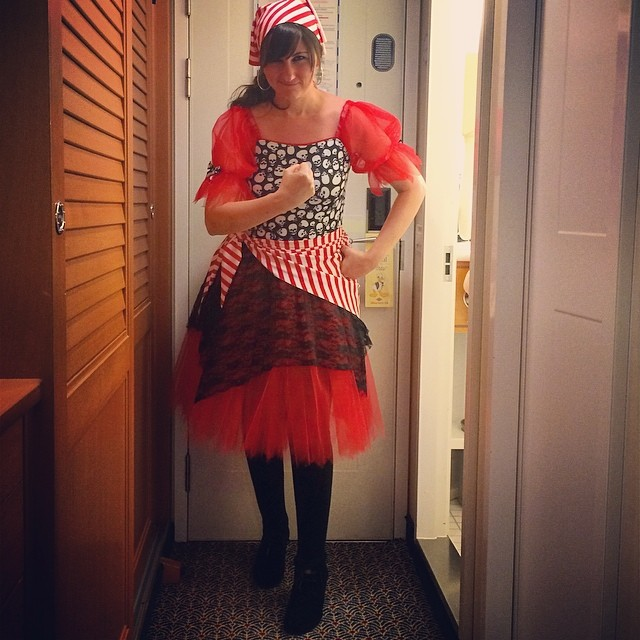 disney cruise magic pirate night dress