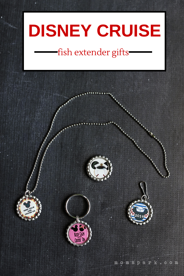 Disney Cruise Fish Extender Gifts