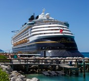 Disney Magic Ship Castaway Cay