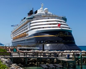 Disney Magic Ship Castaway Cay