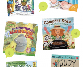 Earth Day Books For Kids!