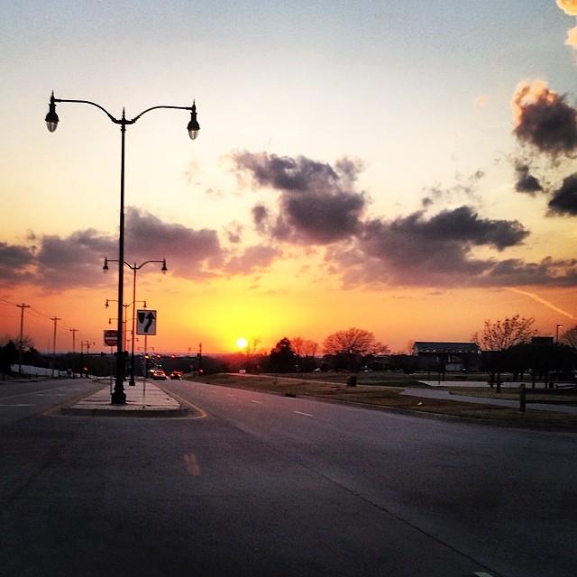 10 Oklahoma Sunsets