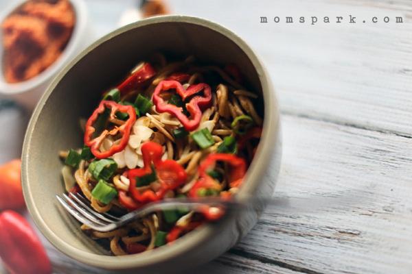 Pumpkin Noodle Bowl Recipe