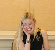 An Interview with Elle Fanning, MALEFICENT'S Princess Aurora.