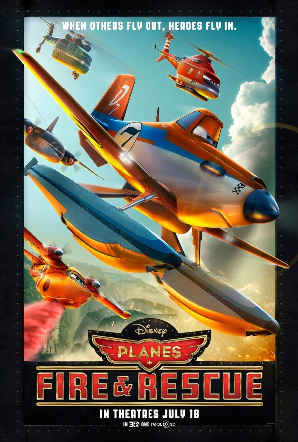 PLANES FIRE & RESCUE: The Art of Story