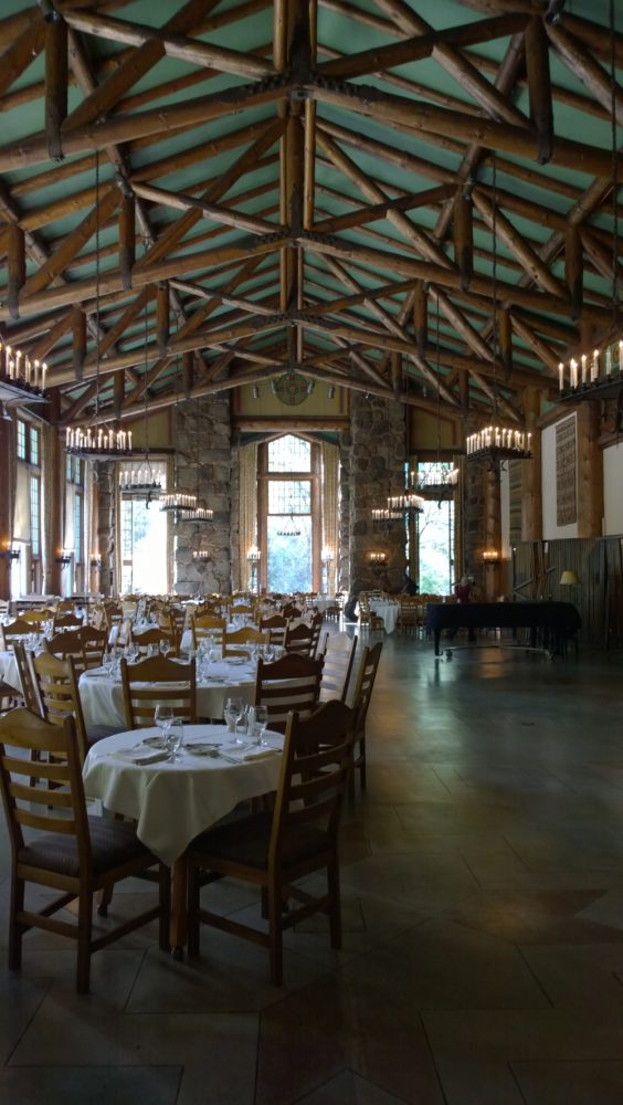Ahwanee Lodge, Yosemite National Park's Four-Diamond hotel