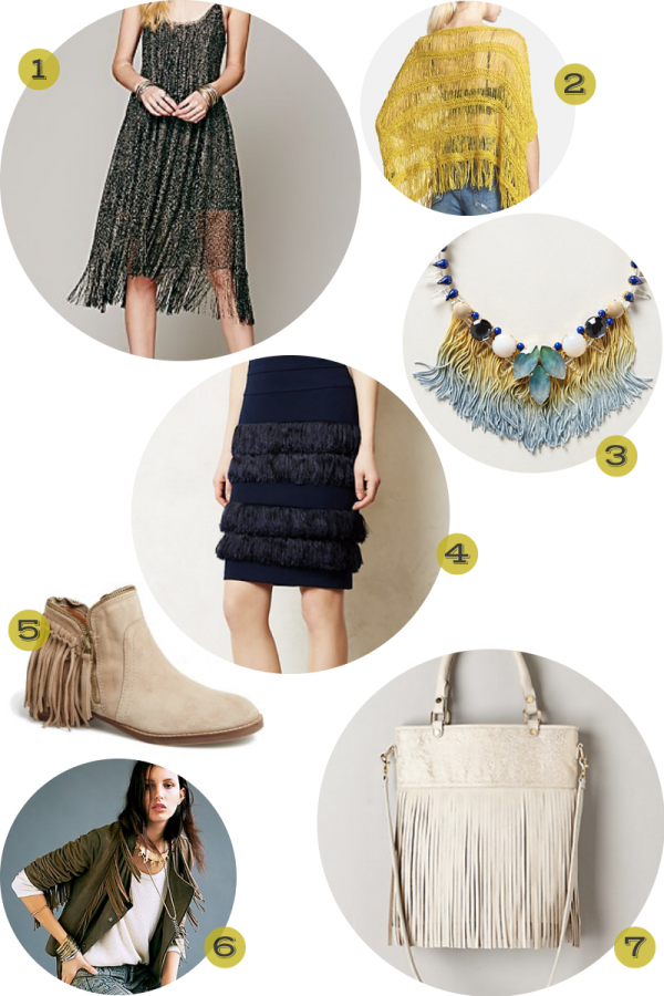 Fringe Fashion Ideas