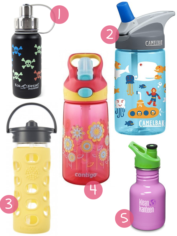 Mom Spark Finds: Stay Hydrated This Summer With These Funky Water Bottles!