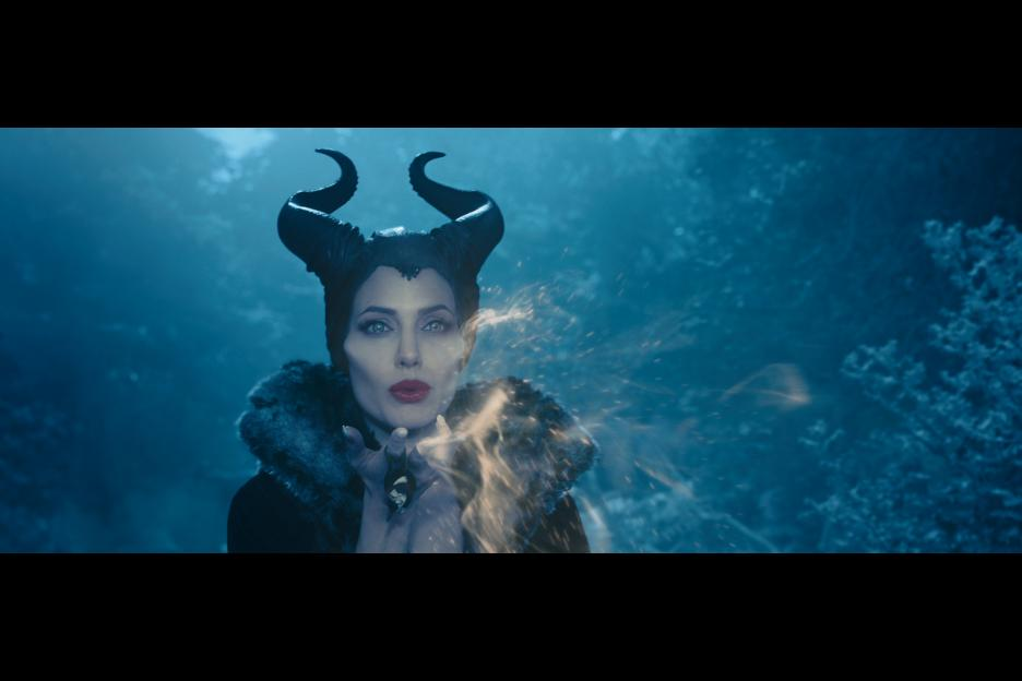 An Interview with Angelina Jolie on Maleficent.