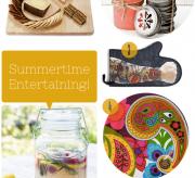 Summertime Entertaining Ideas