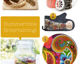 Summertime Entertaining Ideas