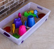 DIY: 5 Minute Sandbox
