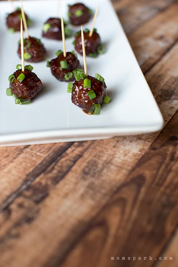 Slow Cooker Sweet & Spicy BBQ Meatballs Recipe