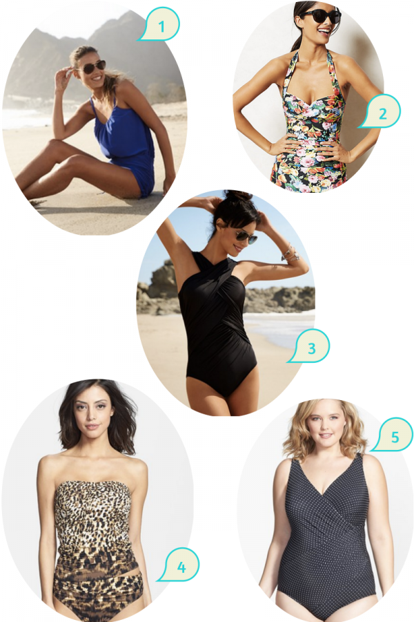 Make A Splash With These Stylish Swimsuits