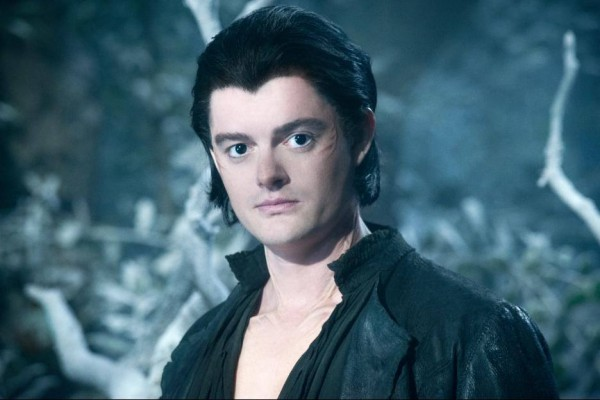 Sam Riley (Diaval) in Maleficent