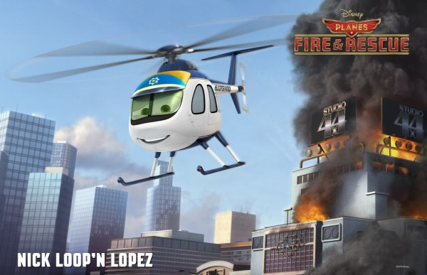 PLANES FIRE & RESCUE: An Interview with Director Bobs Gannaway and Producer Ferrell Barron