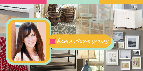 Home Decor Series Launch!