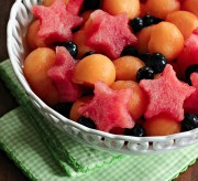 Star Spangled Fruit Salad