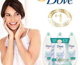 Dove Sensitive Skin