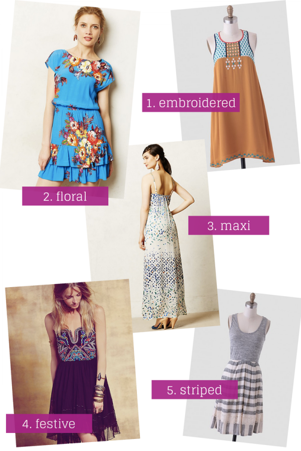 Summer Dresses We Love