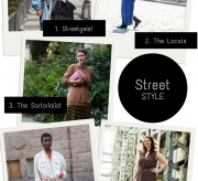 5 Favorite Street Style Blogs