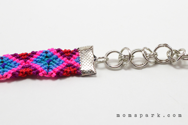 Anthropologie-Inspired Friendship Bracelet