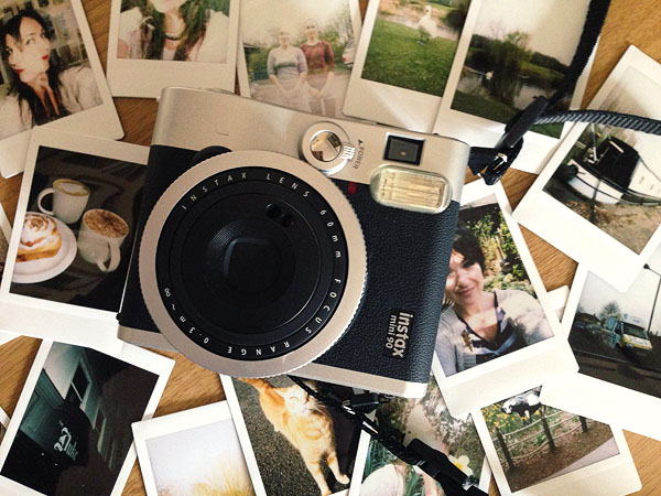 Instax Camera and Minis
