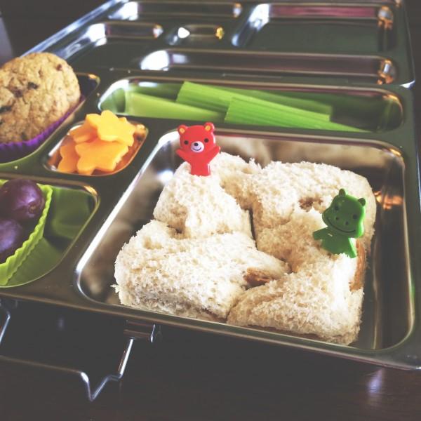 A Fun & Healthy School Lunch, Bento Style.