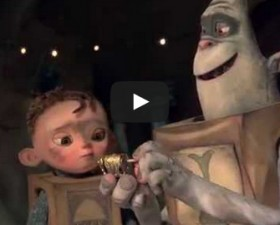 Box Trolls Movie