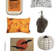 Mom Spark Finds: Modern Halloween Decor