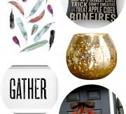 Modern Autumn Decor Ideas