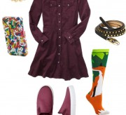 Outfit Inspiration: Purple!