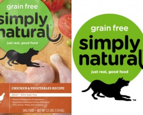 Simply Natural Dog Twitter Party