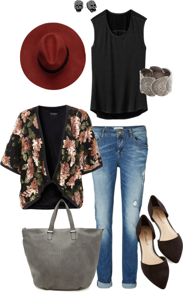 Outfit Inspiration: Autumn Farmers' Market Style
