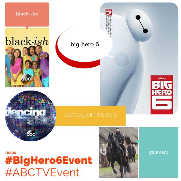 Walking the Red Carpet with BIG HERO 6, 'Dancing With The Stars' & More.