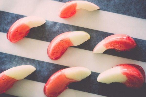 The Easiest Cinnamon Candy Apple Bites