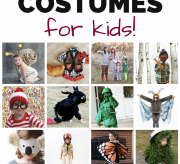 16 Adorable DIY Halloween Costumes For Kids