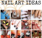 16 Halloween Nail Art Ideas!
