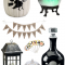 Mom Spark Finds: Halloween Party Decor