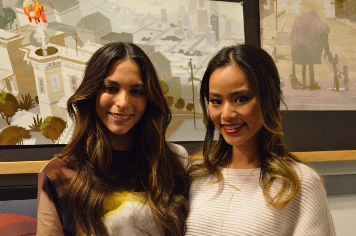 An Interview with BIG HERO 6's Jamie Chung & Genesis Rodriguez