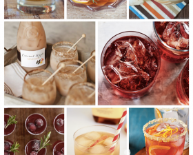 8 Thanksgiving Cocktails