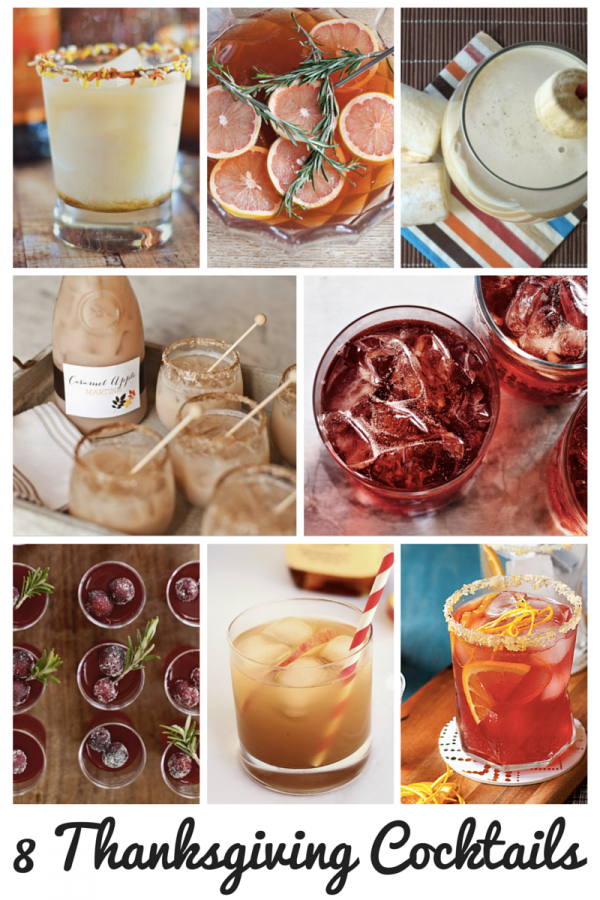 9 Thanksgiving Cocktails